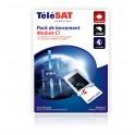 Pack de lancement TELESAT